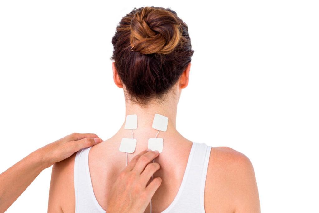 Eletroterapia en pacientes de fisioterapia