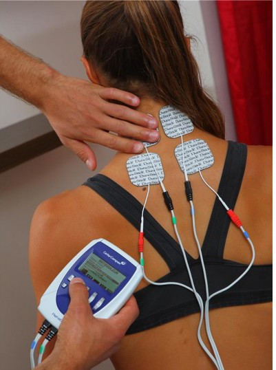 TENS para electroterapia