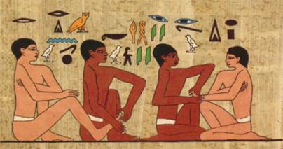 ¿Quién creó la masoterapia?