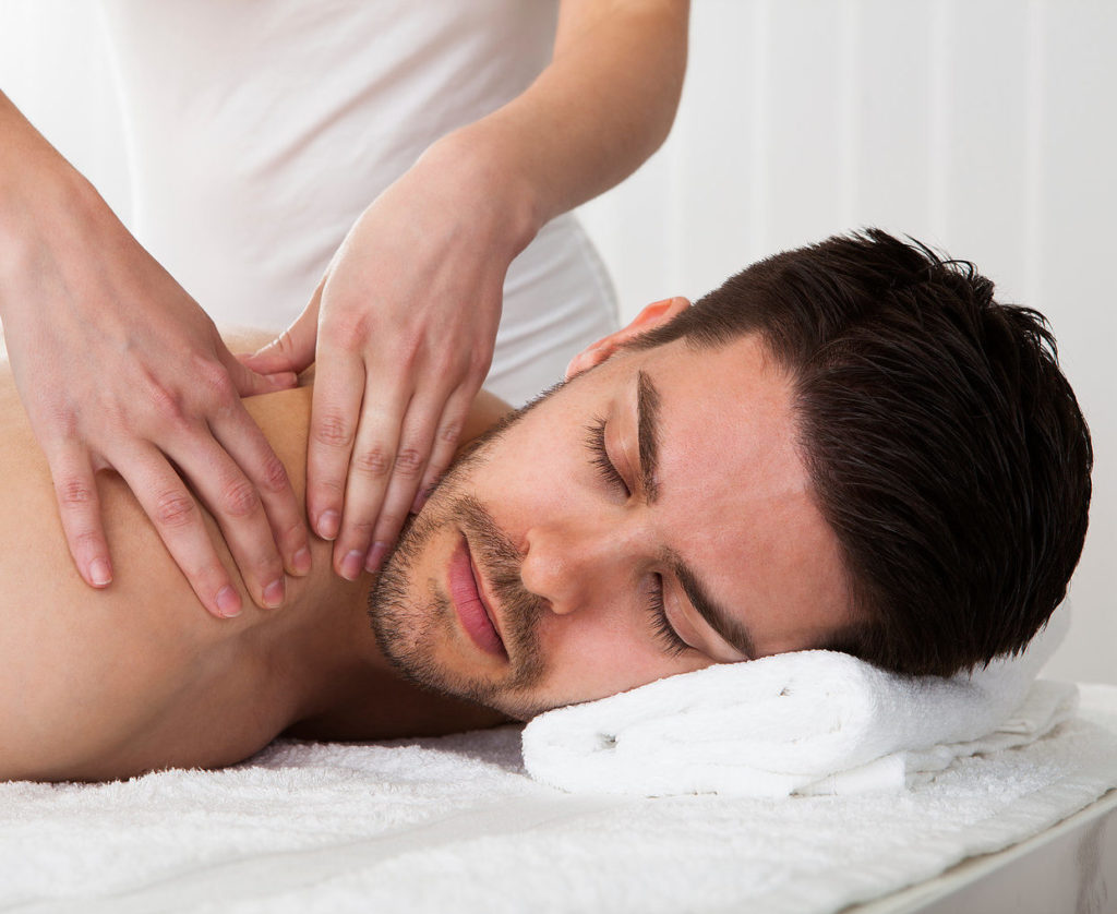 Terapia Manual o masoterapia