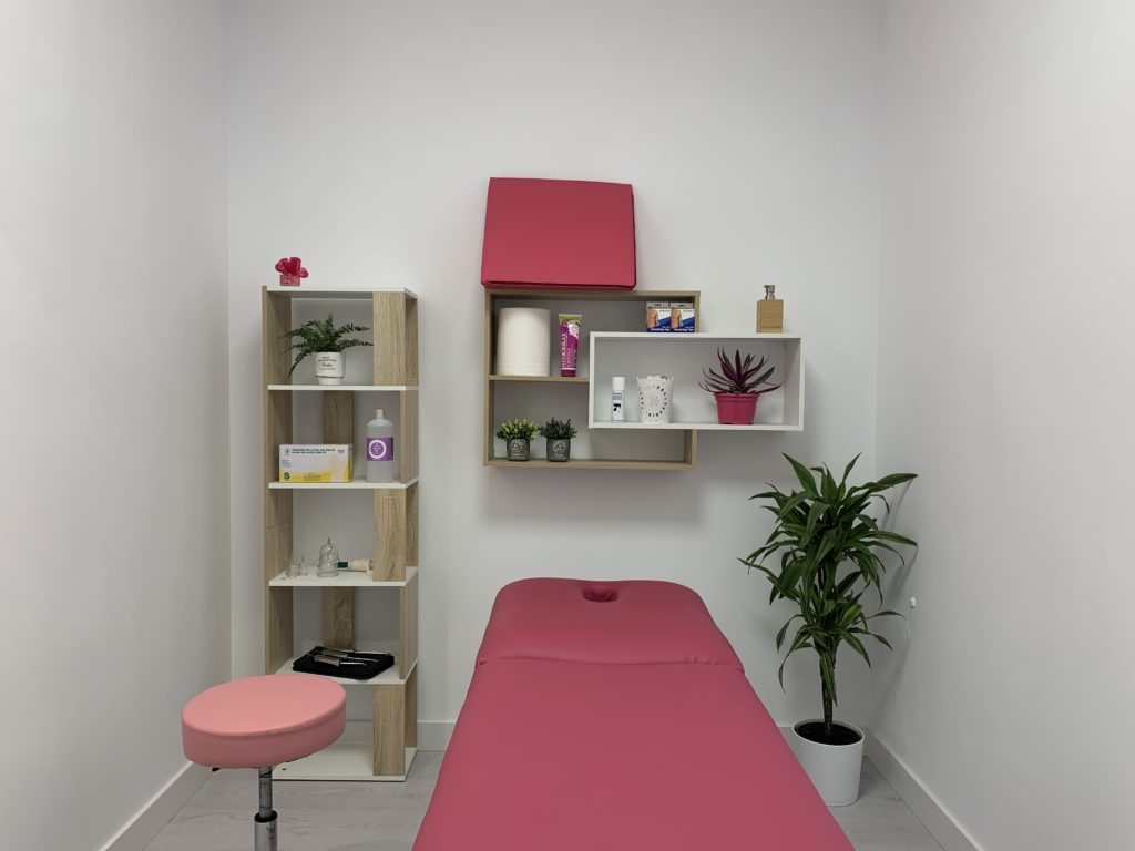 BOX 2 centro avanzada de Fisioterapia Nuria Ponce