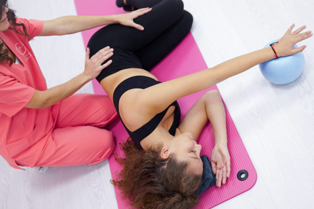Pilates clases