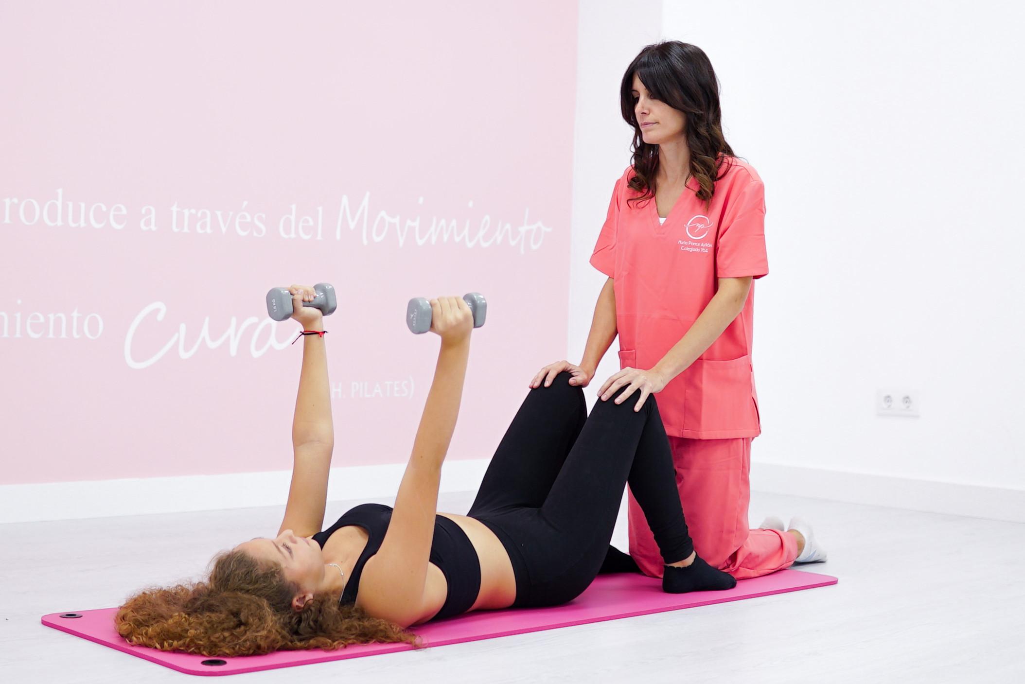Pilates tratamientos