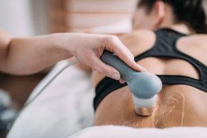 ultrasonido fisioterapia espalda