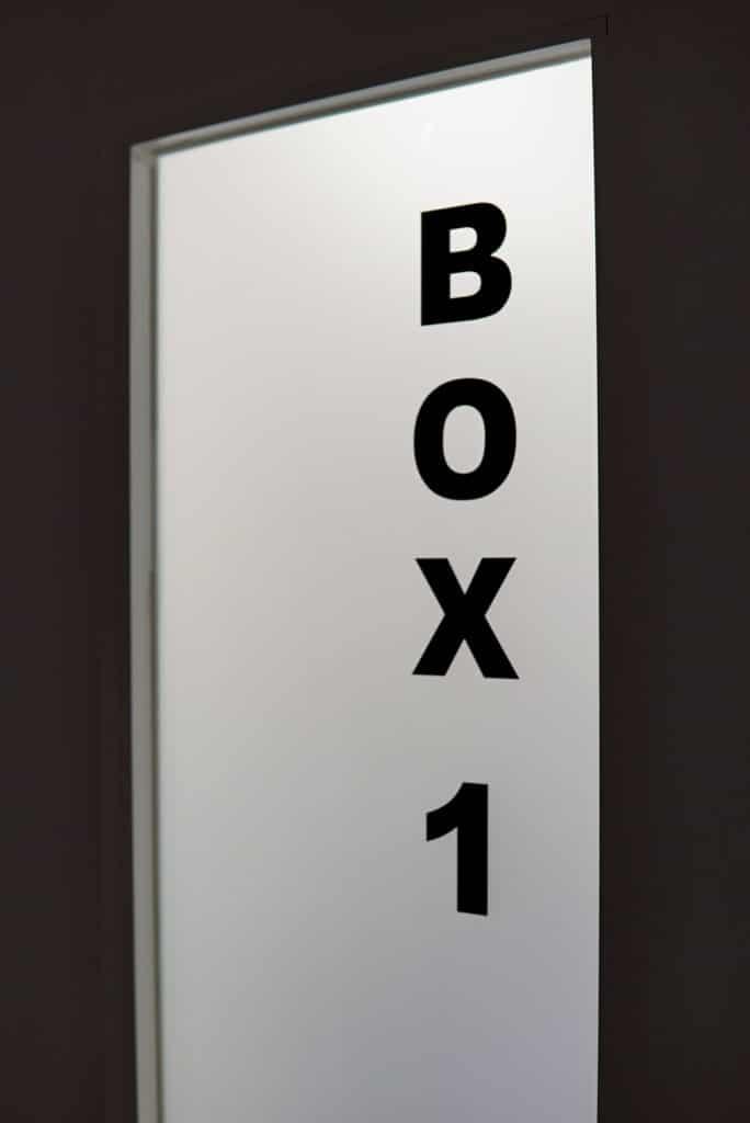 Box1 para tratamientos de fisioterapia deportiva