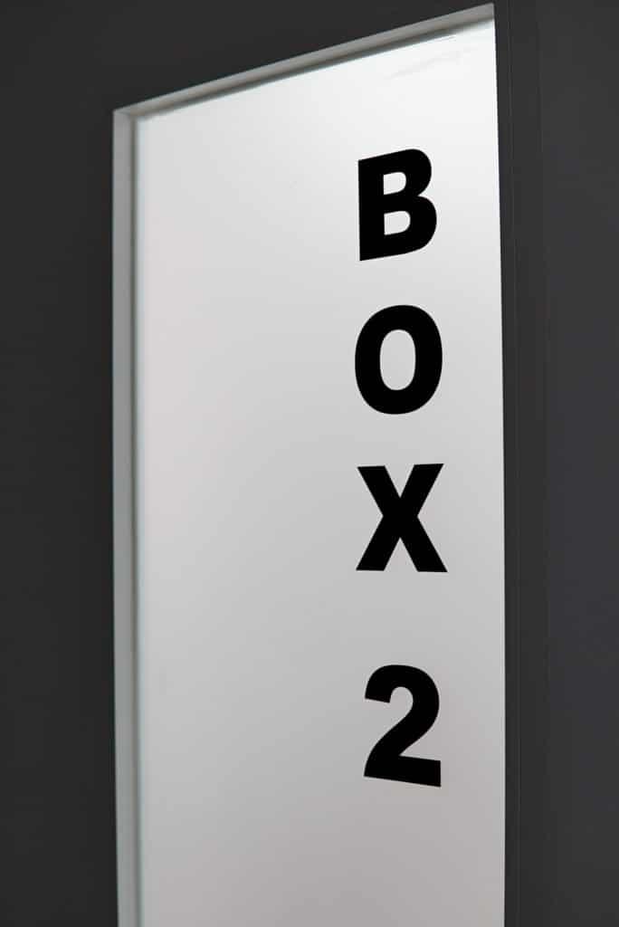 Box 2 para tratamientos de  rehabilitación y fisioterapia respiratoria