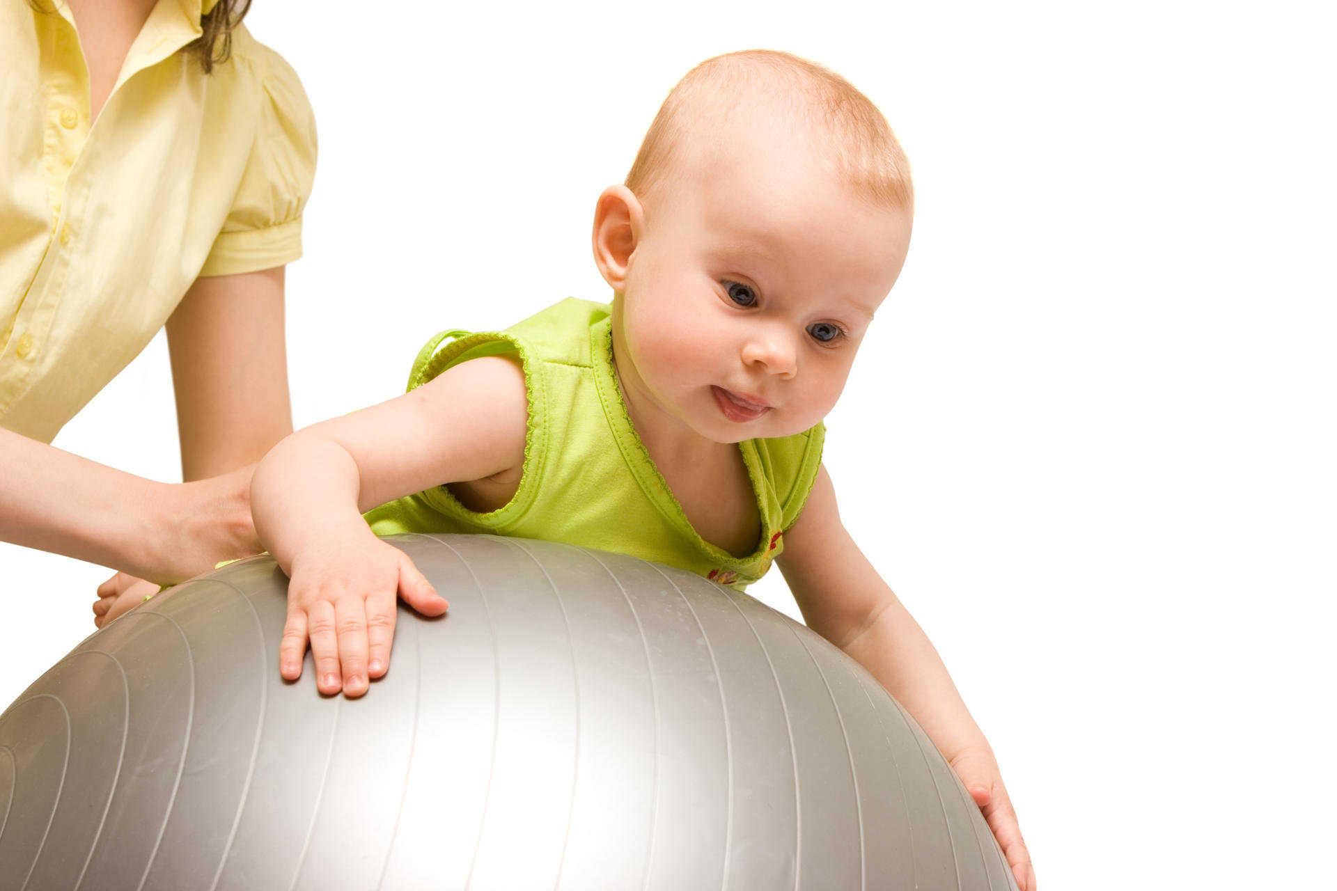 Fisioterapia neurológica en bebes